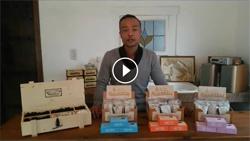 新商品のご案内 | リコリスグミのご紹介のビデオ