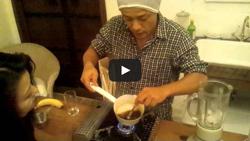 [レシピ]  リコリスキャンディでリコリスバナナスムージーを作ろう!